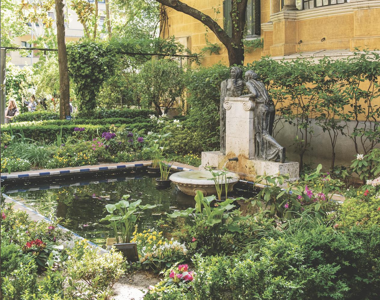 11 jardines secretos que tienes que descubrir
