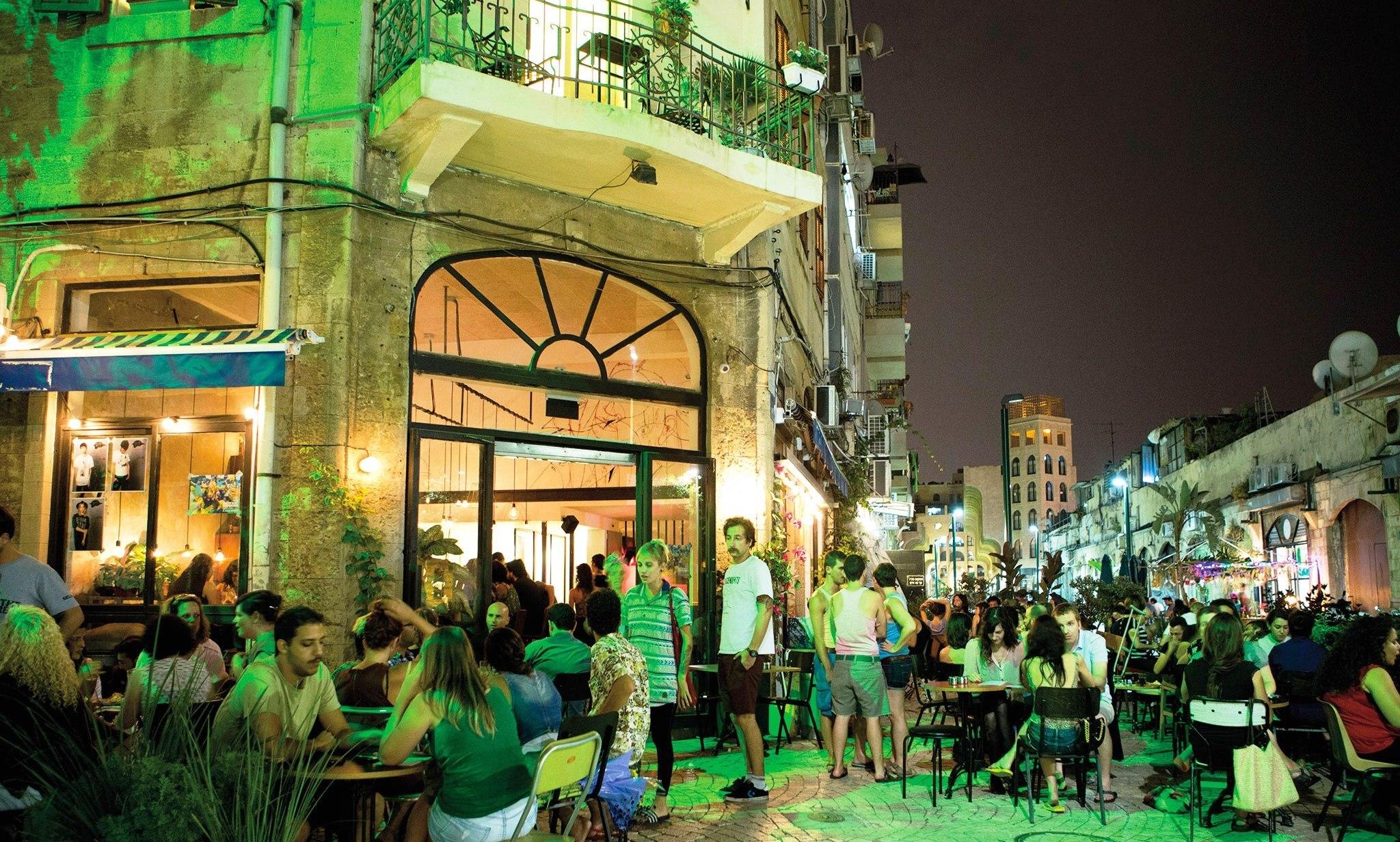 Java 'Hood: the best cafés in the hip Noga district