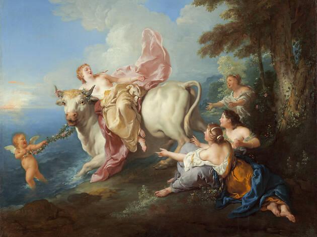 The Abduction of Europa Jean-François de Troy