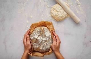 Workshop de pão
