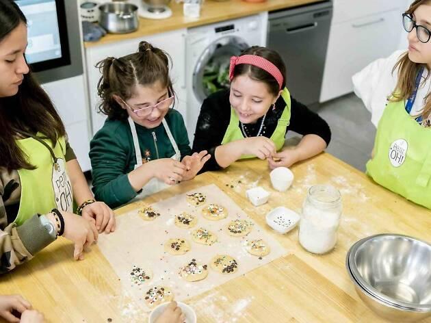 ¿Tu hijo es un pequeño chef? Apúntale a nuestro taller de cookies