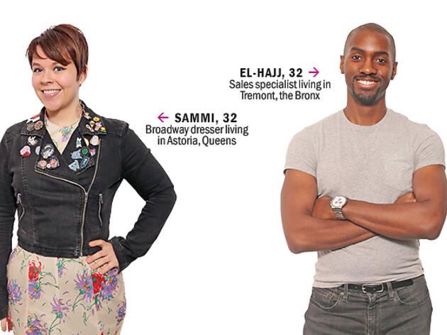 Sammi and El-Hajj