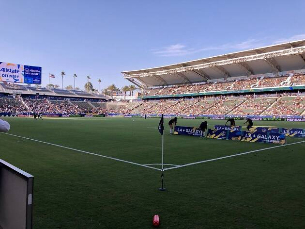 Dignity Health Sports Park   Sports and fitness in Carson ...