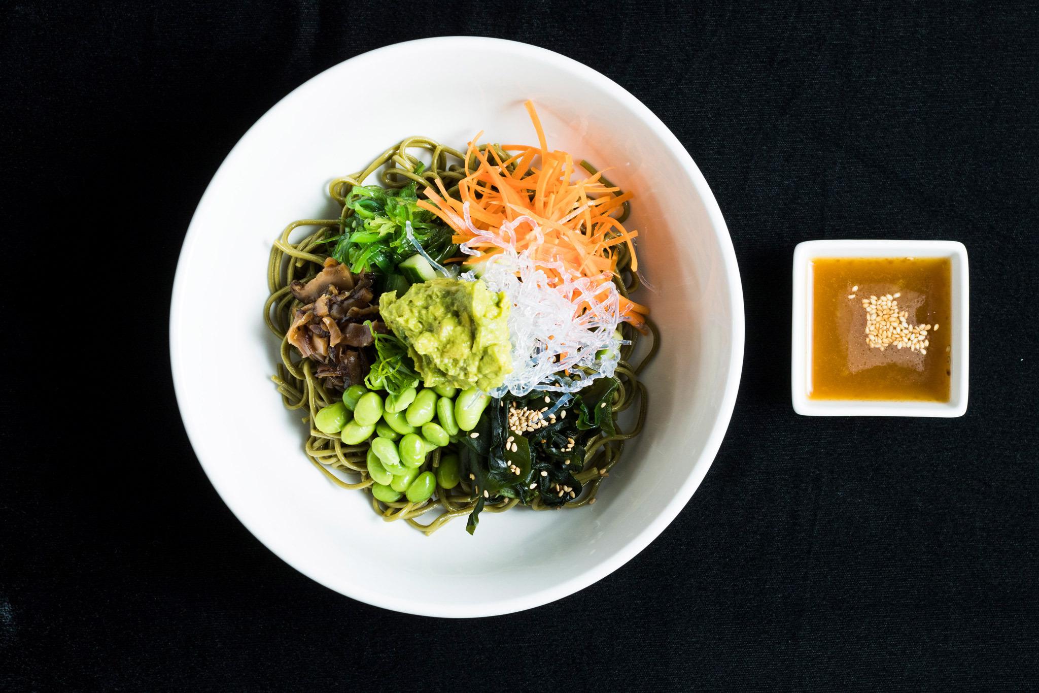 Food Envy: Yasai bowl at Wabi Sabi by Shuji