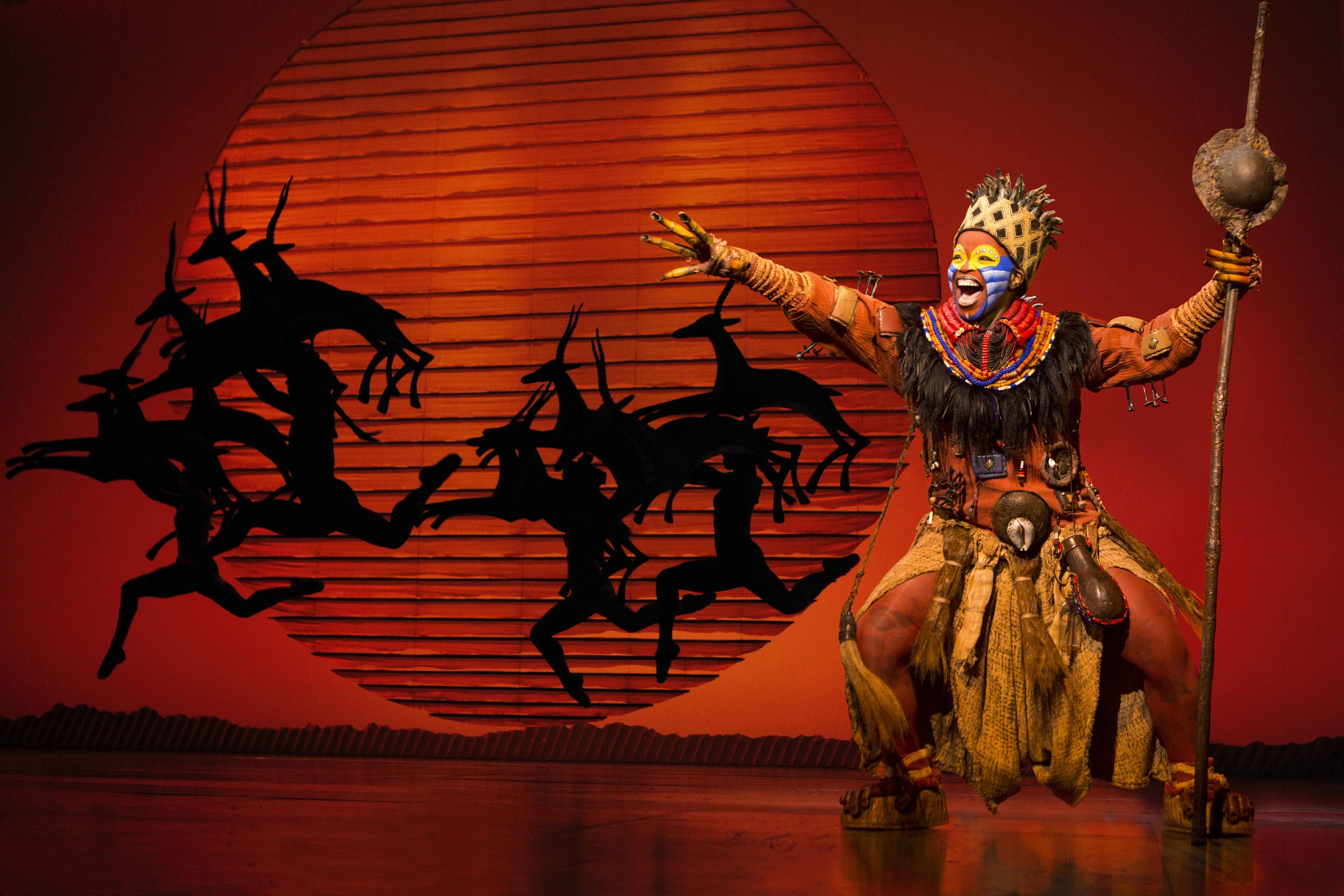 Disney's The Lion King musical is roaring its way to Hong Kong this December