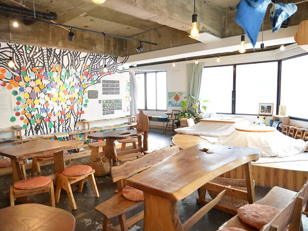 Social Book Cafe Hachidorisha