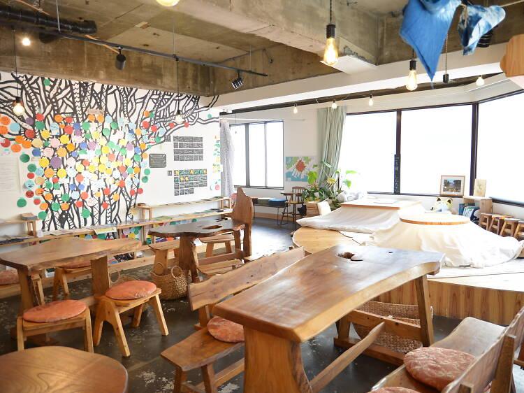 Social Book Cafe Hachidorisha