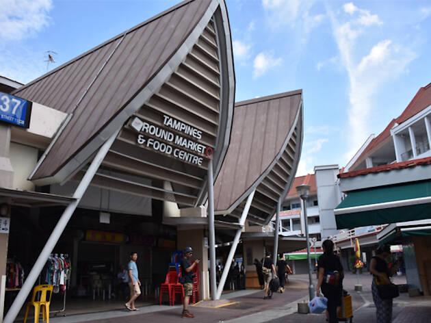 Tampines Round Market
