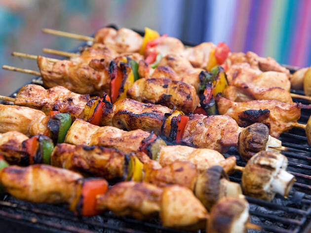 50% off Foodies Festival Syon Park