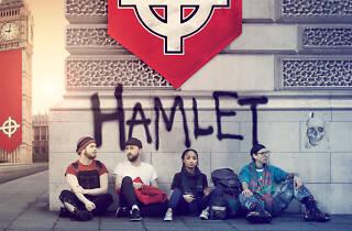 Hamlet, Iris Theatre, 2019