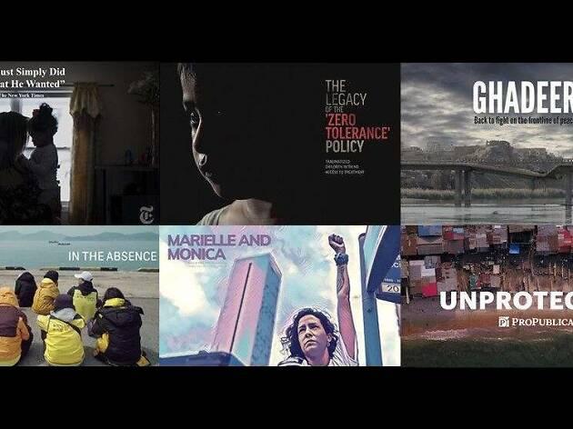 World Press Photo 2019: Projecció dels treballs premiats al concurs de Narrativa Digital World Press Photo 2019
