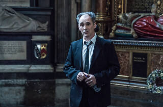 Marc Rylance, Shakespeare within the Abbey, 2018