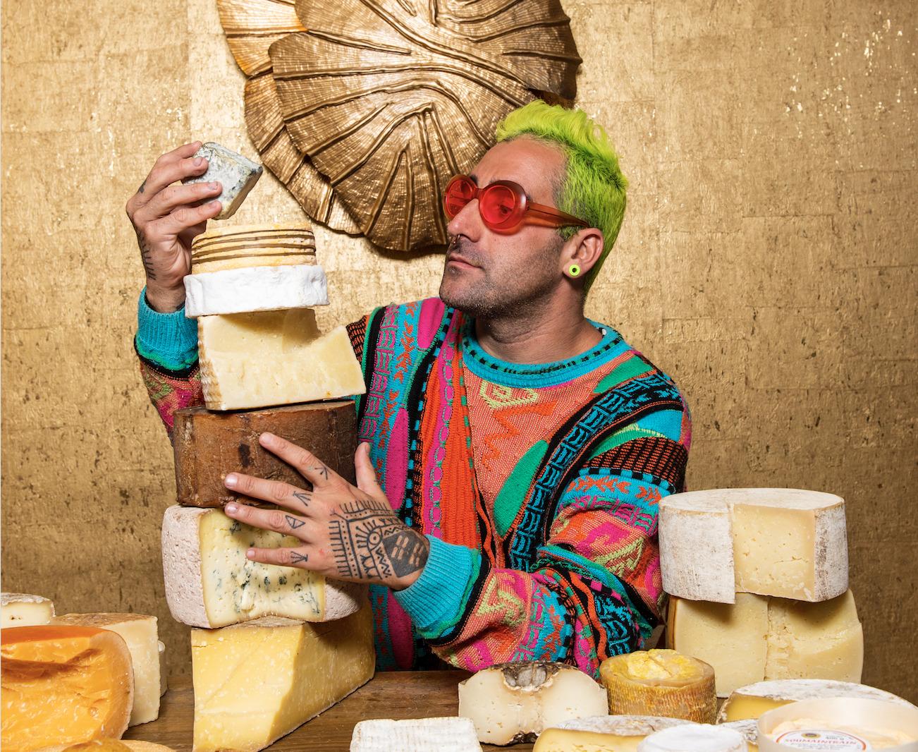 ¡Tomamos los quesos!