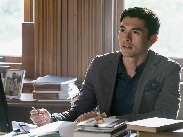 Henry Golding in A Simple Favour