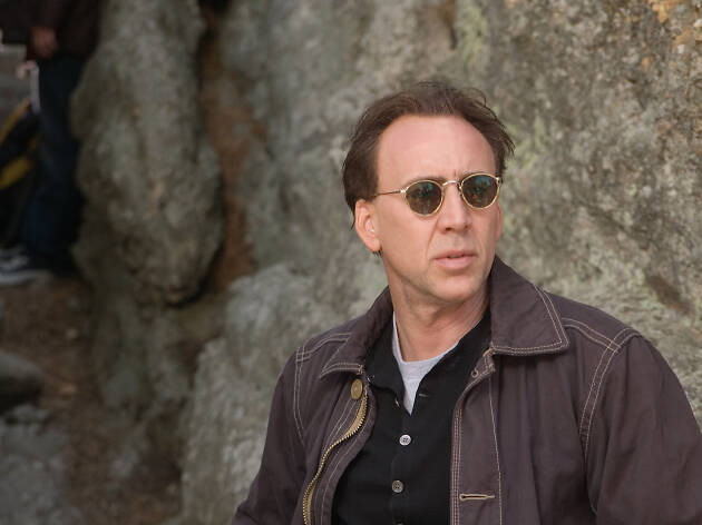 Nicolas Cage in National Treasure: Book of Secrets