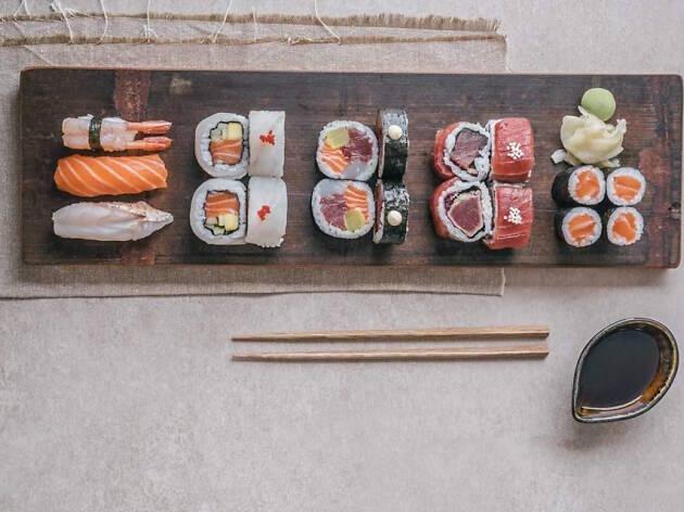 Soul Sushi Almada