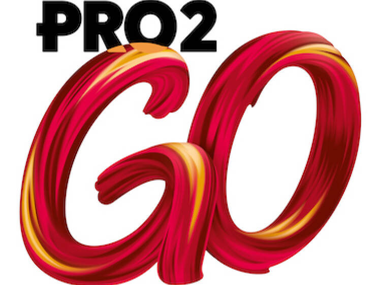 Get up and PRO 2GO!