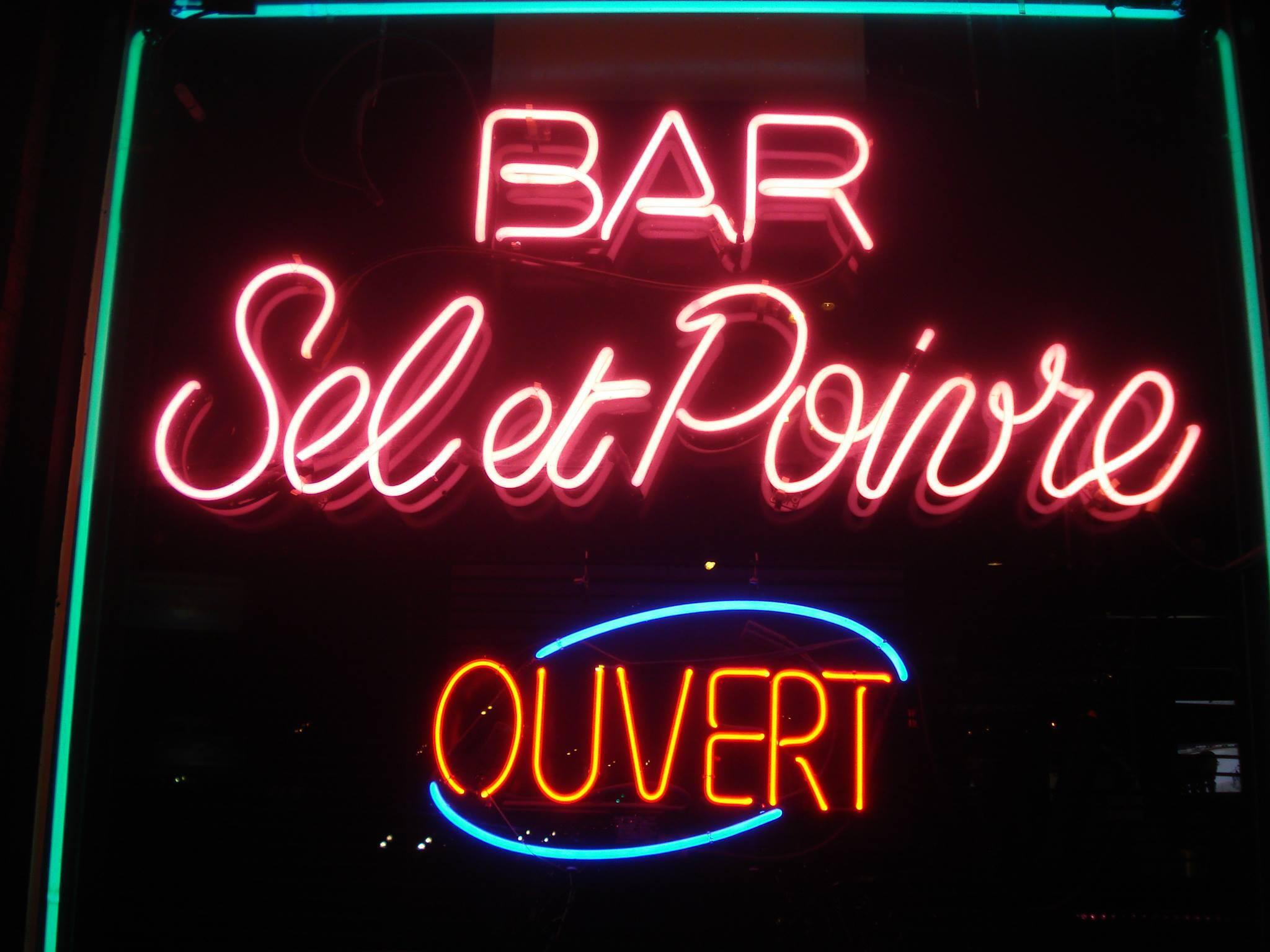 Bar Sel et Poivre