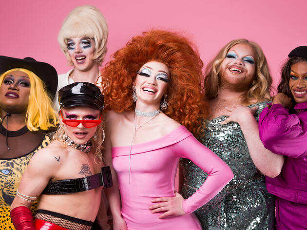 Exclusive entry to 'Kiki with Drag Queens' at Concrete