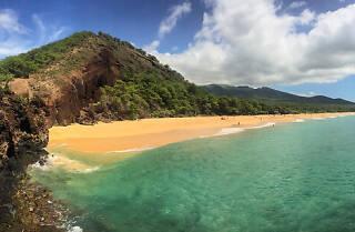 Hawaii Maui Makena Big Beach