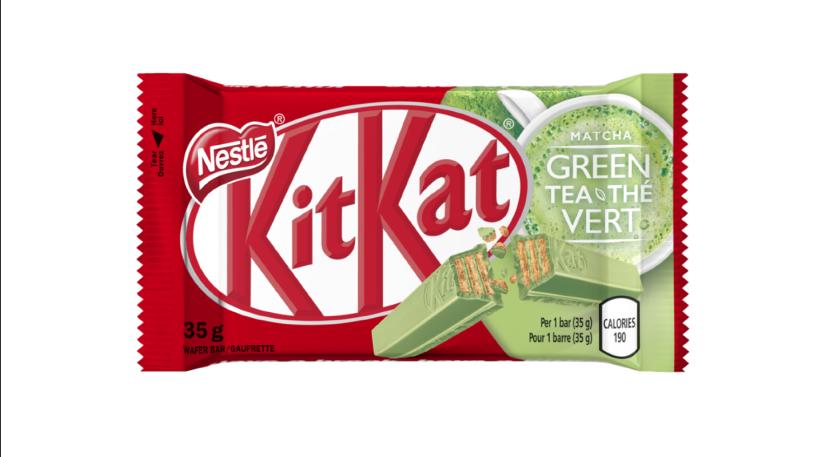 Kit Kat Matcha Green Tea