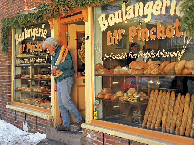 Boulangerie Mr Pinchot
