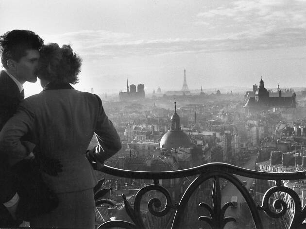 From Paris to Venice, a Photographic Journey by Willy Ronis