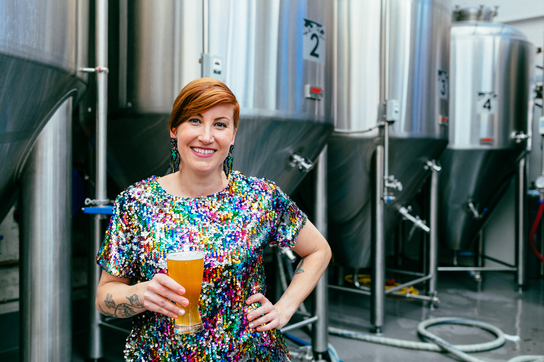 Sun Theatre Presents a Story of Girl Power Feat. Two Birds Brewing