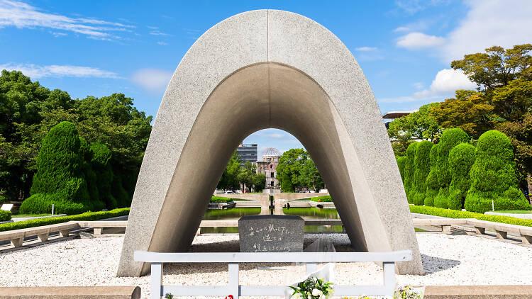Hiroshima Peace Memorial Park 2