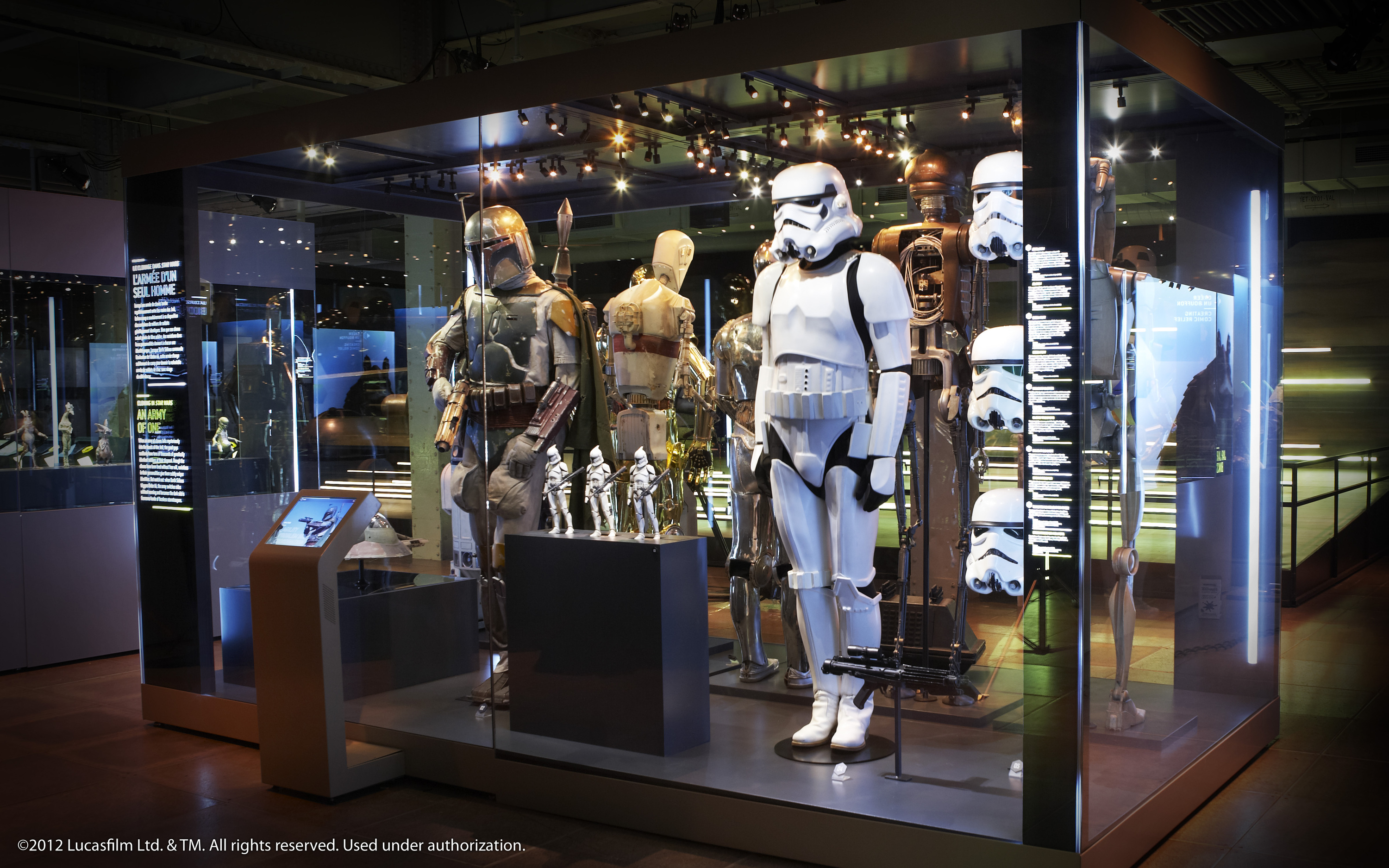 STAR WARSTM Identities: The Exhibition