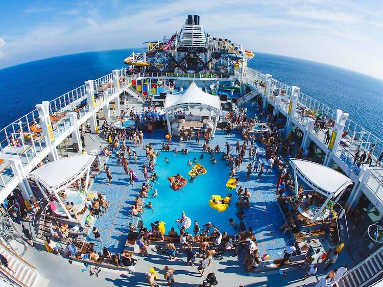 Contest: Win a Twin Sharing Interior Cabin at It's The Ship