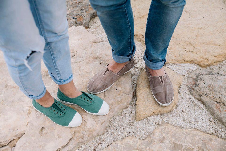 Sapatos Natural World
