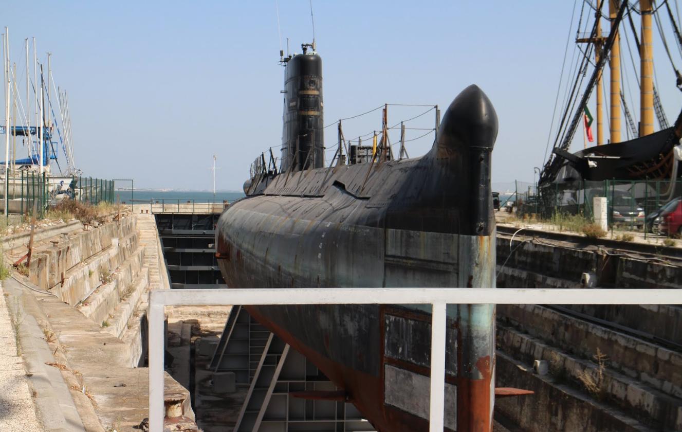 Submarino-Museu Barracuda