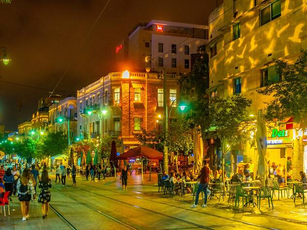 Jerusalem nightlife: the best bars and nightclubs