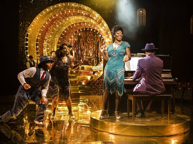 'Ain't Misbehavin' review