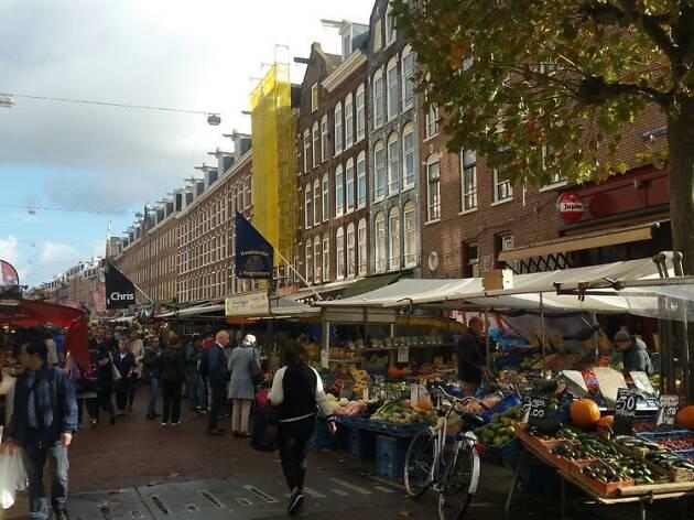 7. Albert Cuyp Markt