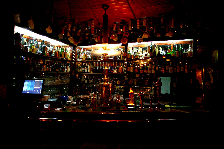 Noite, Bar, Foxtrot