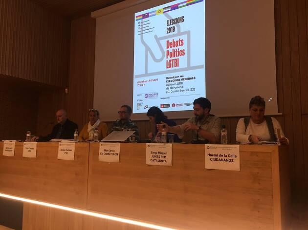 Eleccions Europees 2019: Debat polític LGBTI