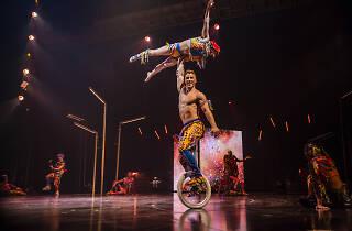 Cirque du Soleil: Volta
