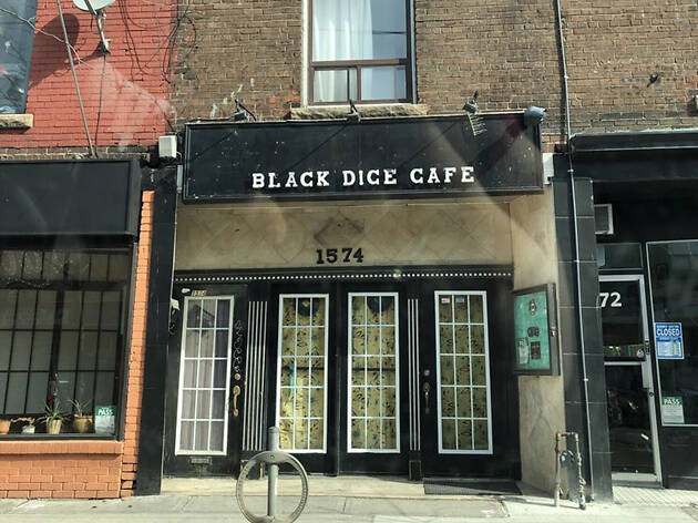 Black Dice Cafe
