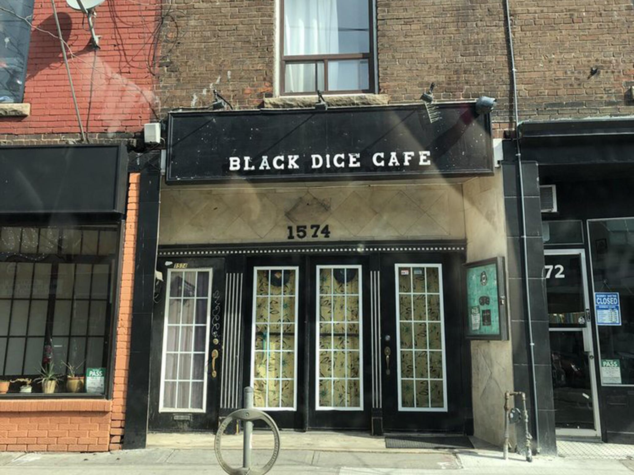 Black Dice Cafe