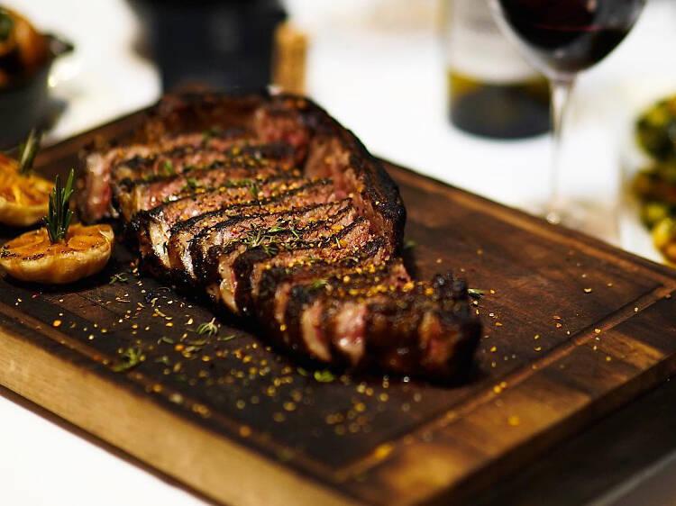 Les meilleurs steakhouses de Montréal