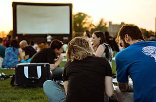 Summer Outdoor Movie Nights