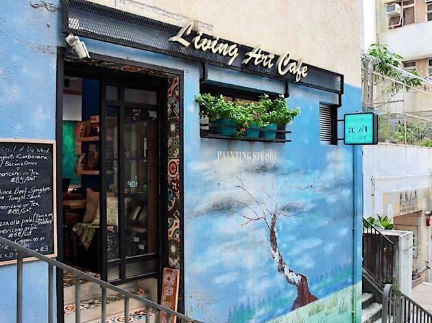 Living Art Cafe