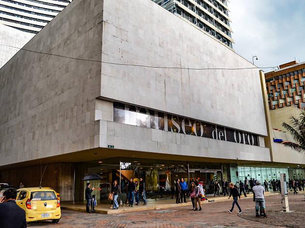 3- El Museo del Oro