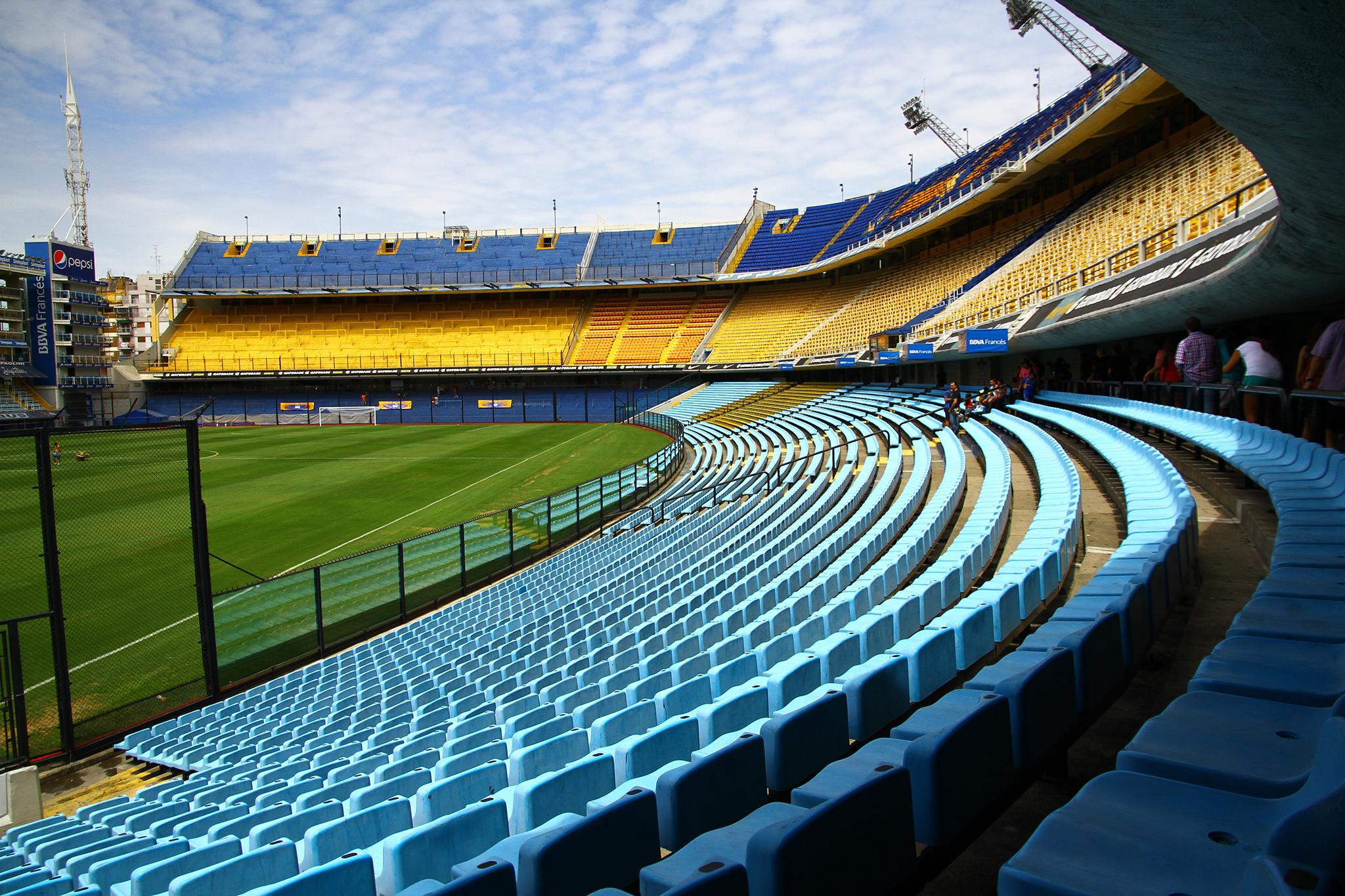1- Boca Juniors