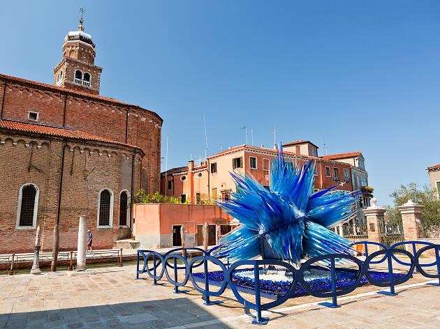 19. Museo del Vidrio de Murano