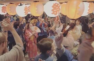盆踊り居酒屋