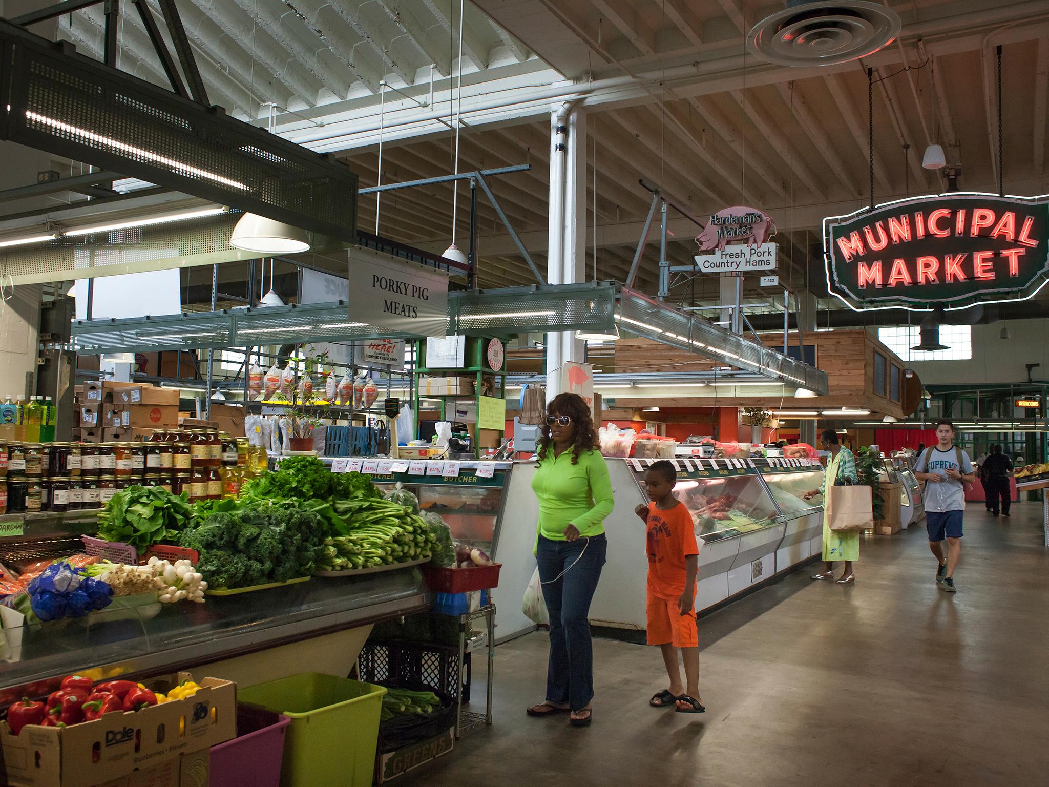 Sweet Auburn Curb Market