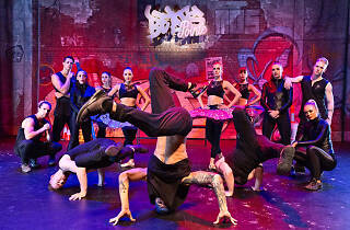 'Beats on Pointe' at Peacock Theatre